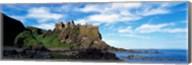 Dunluce Castle, Antrim, Ireland Fine-Art Print