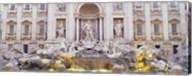 Trevi Fountain Rome Italy Fine-Art Print
