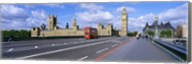 Parliament Big Ben London England Fine-Art Print