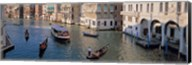 Gondolas on the Water, Venice, Italy Fine-Art Print