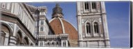 Low angle view of a cathedral, Duomo Santa Maria Del Fiore, Florence, Tuscany, Italy Fine-Art Print