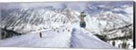 Snowbird Ski Resort, Utah Fine-Art Print