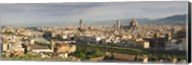 Florence skyline, Tuscany, Italy Fine-Art Print