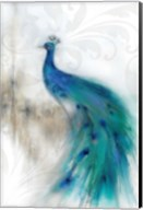 Jewel Plumes II Fine-Art Print