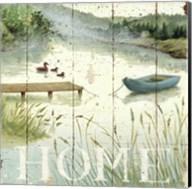 Lakeside I Fine-Art Print