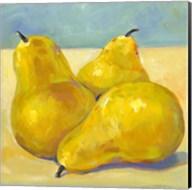 Tres Pears Fine-Art Print