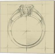 Ring Design I Fine-Art Print