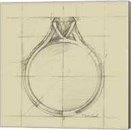 Ring Design II Fine-Art Print
