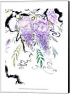Wisteria Garden III Fine-Art Print