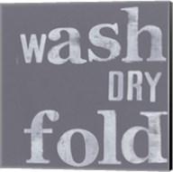 Fresh Laundry III Fine-Art Print