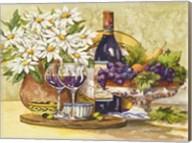 Wine & Daisies Fine-Art Print
