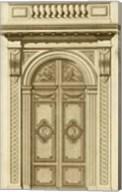 Vintage Door I Fine-Art Print
