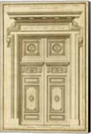 Vintage Door II Fine-Art Print