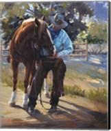 Pardners Fine-Art Print