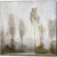 Misty Marsh II Fine-Art Print
