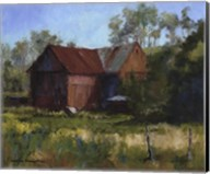 Amish Country Barn Fine-Art Print