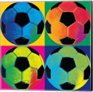 Ball Four-Soccer Fine-Art Print