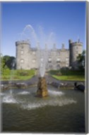 Kilkenny Castle - rebuilt in the 19th Century, Kilkenny City, County Kilkenny, Ireland Fine-Art Print