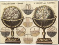Antique Globes Fine-Art Print