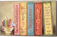 Sugar and Spice Fine-Art Print
