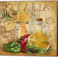 Italian Kitchen II Fine-Art Print