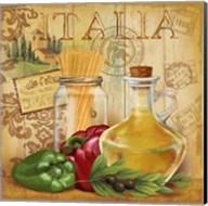 Italian Kitchen II Fine-Art Print
