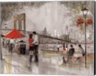 New York Romance Fine-Art Print