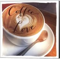 Coffee Love Fine-Art Print