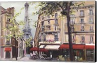 Springtime in Paris Fine-Art Print