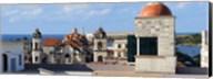 Traditional buildings of Havana, Cuba Fine-Art Print