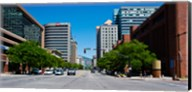 Downtown Salt Lake City, Salt Lake City, Utah Fine-Art Print