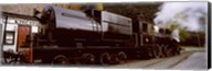 Kingston Flyer vintage steam train, Kingston, Otago Region, South Island, New Zealand Fine-Art Print