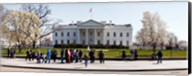 White House, Washington DC Fine-Art Print