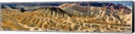 Zabriskie Point, Death Valley, Death Valley National Park, California Fine-Art Print