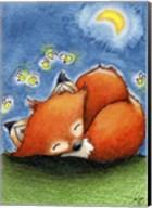 Sweet Dreams Little Fox Fine-Art Print