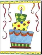 Birthday Cake 1 Fine-Art Print