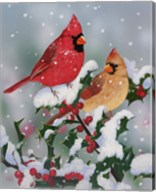 Winter Companions Fine-Art Print