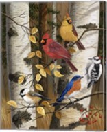 Autumn Friends Fine-Art Print