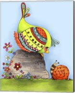 Chit Chat Birdy Fine-Art Print