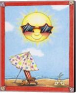 Fun in the Sun Fine-Art Print