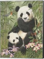 Panda Paradise Fine-Art Print
