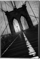 Brooklyn Bridge Study I Fine-Art Print