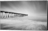 Hermosa Pier 2-2 Fine-Art Print