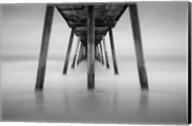 Hermosa Pier 2 Fine-Art Print