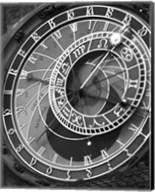Astronomic Watch Praha 11 Fine-Art Print