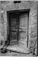 Siena Door Fine-Art Print