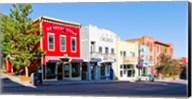 General Store, Main Street, Park City, Utah Fine-Art Print
