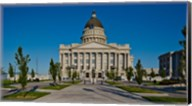 Utah State Capitol Building, Salt Lake City Fine-Art Print