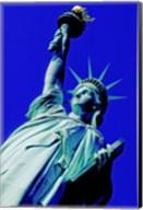 Statue Of Liberty, New York City Fine-Art Print