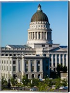 Utah State Capitol Building, Salt Lake City, Utah, USA Fine-Art Print